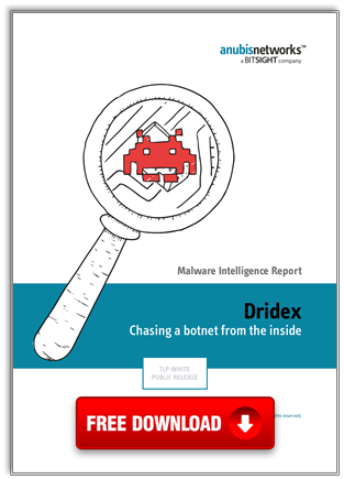 Dridex Chasing a botnet from the inside