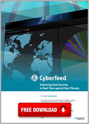 Cyberfeed white paper